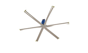 江西厂房降温通风设备工业大吊扇的应用领域有哪些?